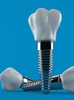 Type of dental implants that will influence the cost of dental implants in Silver Lake